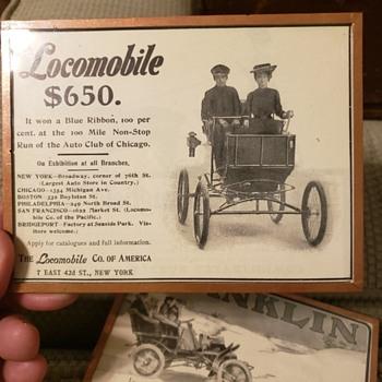 Old advertising number 3 - Advertising
