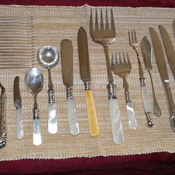 Vintage Utensils - Kitchen