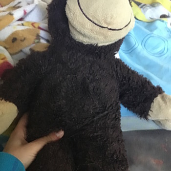 Stuffed monkey - Animals