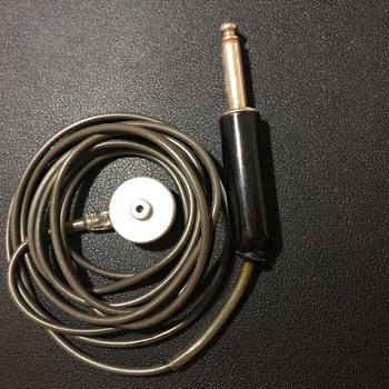 Vintage Ear Piece/Pickup??   - Electronics
