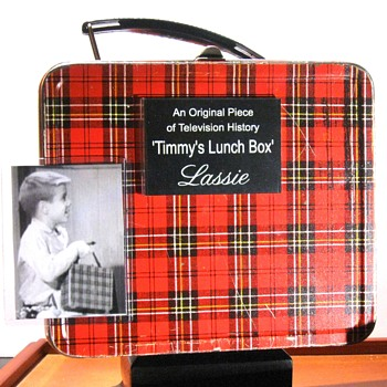 Lassie . . . 'Timmy's Lunch Box'  (Classic Piece)