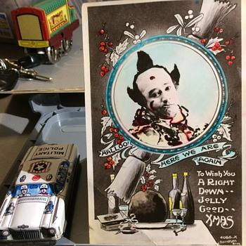 Christmas Klown ? - Postcards