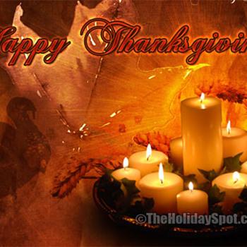 Thanksgiving Greeting... - Postcards
