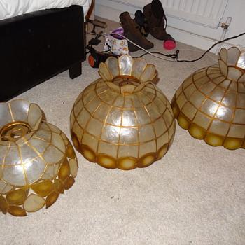 tiffany style lampshades