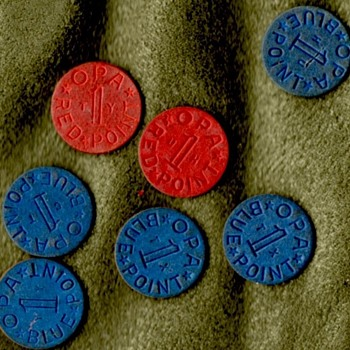 OPA Tokens - Military and Wartime