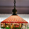American Leaded glass Hanger by Empire Quality Lamps of Chicago