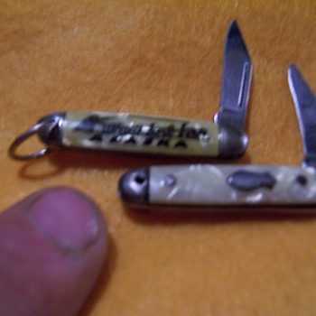 very very small knifes - Tools and Hardware