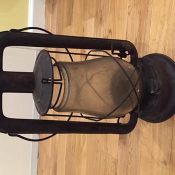 Vintage Rayo lantern