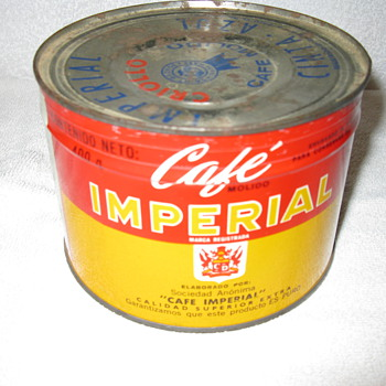 Cafe' Imperial Coffee