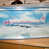 """VINTAGE """"PAA"""" PAN-AM"""" AIRLINES PULL STRING MUSIC PICTURE / AIRPLANE MOVES UP AND DOWN"""