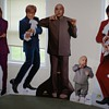 Vintage Cut Outs Austin Powers, Dr. Evil and Mini Me I love Them !