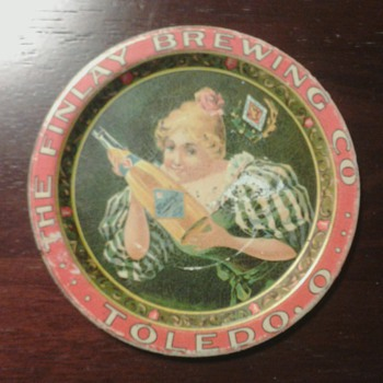 Finlay Brewing Co. Tip Trays