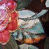 art nouveau studio pottery vase