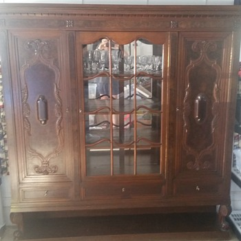 China Cabinet  from Europe  - Furniture
