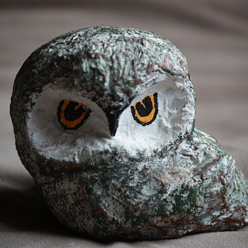 Handmade Owl - Animals