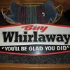 Whirlaway sign