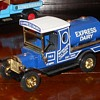 Matchbox Model T Truck Express Dairy