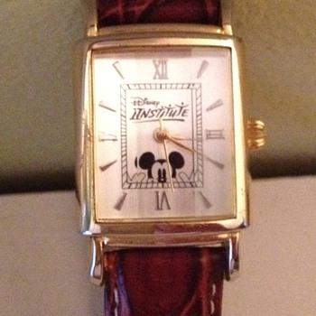 Disney Institute watch - Wristwatches