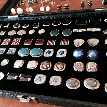 My cufflinks collection - Accessories
