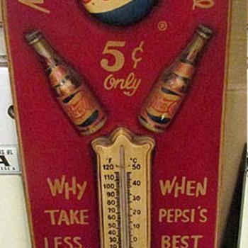 Old pepsi sign, rare??