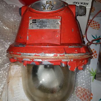In search of help identifying the maker and era of this lamp - Lamps