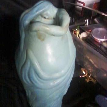 Van Briggle Lorelei  - Pottery