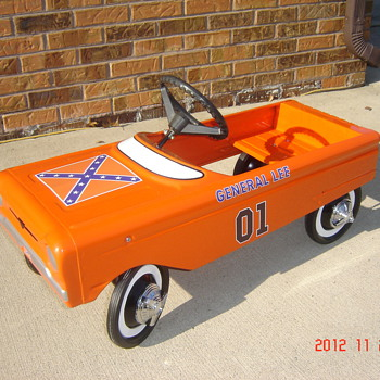The General Lee  - Toys