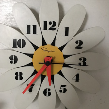 Ingram electric wall clock - Clocks