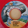 Two 1966 G.I. Joe Space Capsule 45rpm's