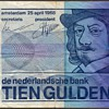 Netherlands - (10) Gulden Bank Note