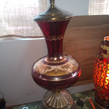 A few lamps I have - Lamps