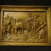 Hand Carved Wood Art Picture