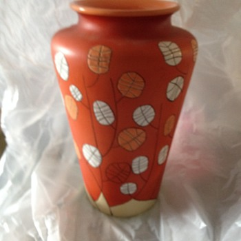 Mid Century Vase - Norwegian?