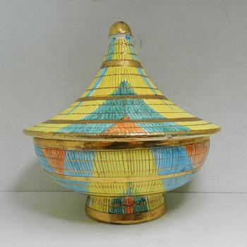 Bitossi? Italian Mid Century Art Pottery - Pottery
