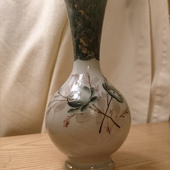 Mystery Vase Updated Photographs As Requested!  - Art Glass