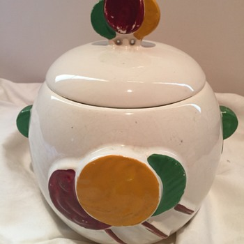 Lollipops Jar