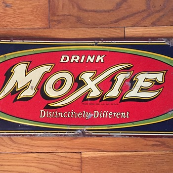 moxie! - Signs