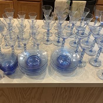 Tuesday's Thrift Shop Glassware Find - Glassware