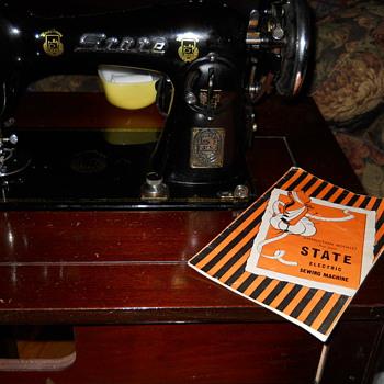State sewing machine - Sewing