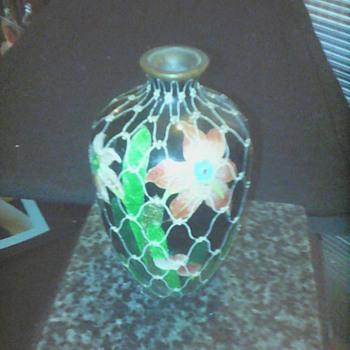 My cloisonne vase - Asian