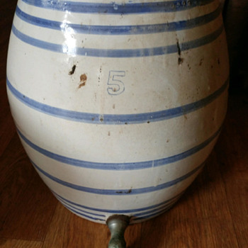 Water Crock? - Pottery