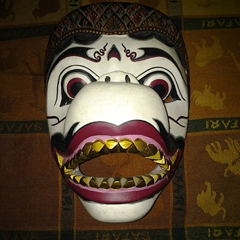 INDONESIA MASK