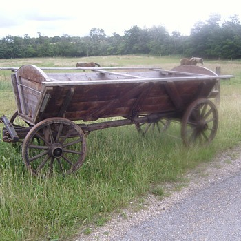 The old wagon ... - Tools and Hardware