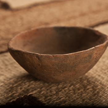 Early American Indian Bowl  - Native American