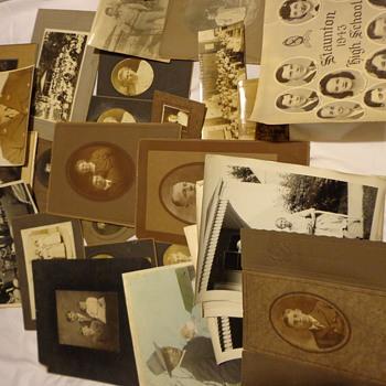 Vintage Lot of Photographs - Photographs