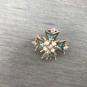 My Coro piece - Costume Jewelry