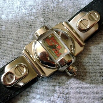 Buck Rogers Solar Scout Wristwatch - Pocket Watches