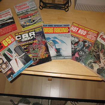 MAGAZINE COLLECTION - Paper