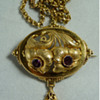 A Brooch/Necklace by Otto Roland Mellin of Finland, 1874