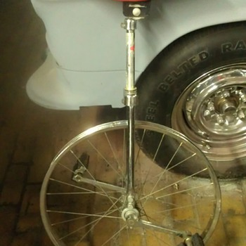 vintage stelber unicycle - Sporting Goods